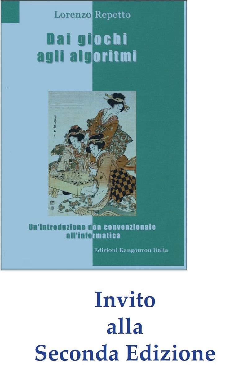 Dai Giochi Agli Algoritmi Seconda Edizione + PDF Image
